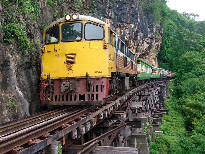 Thai-Burma Railway Death Railway
