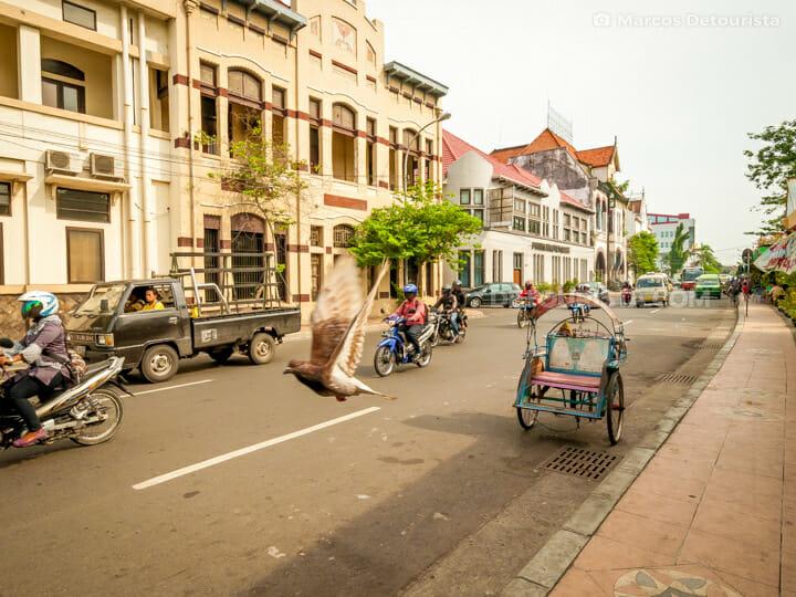 Surabaya old city