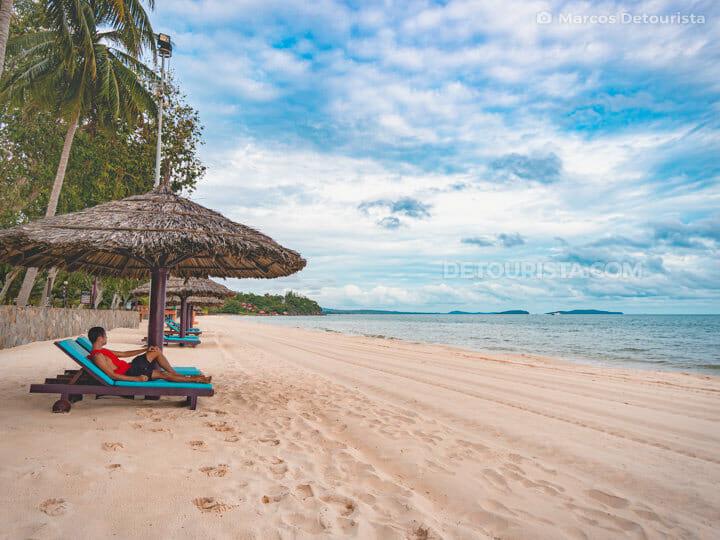 Sihanoukville-Sokha Beach