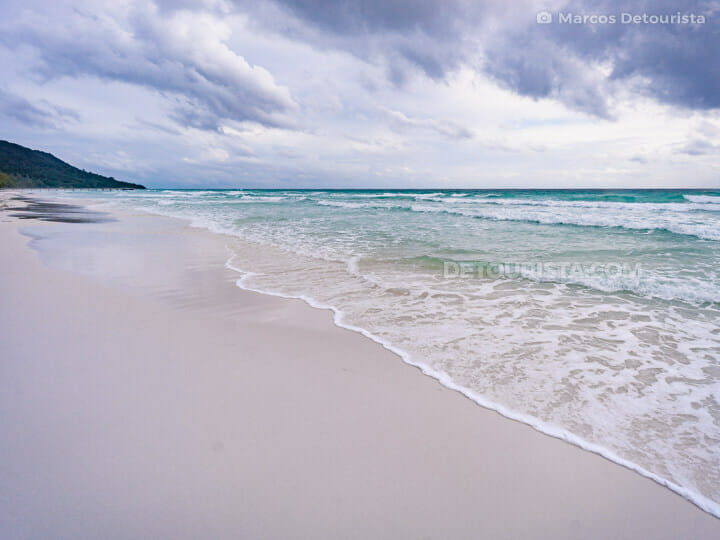Sok San Beach (Long Beach), Koh Rong