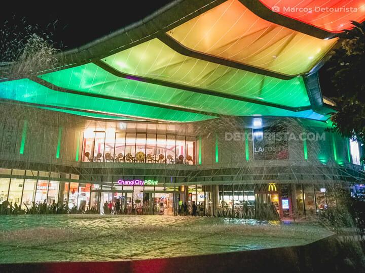 Changi City Point mall, Singapore