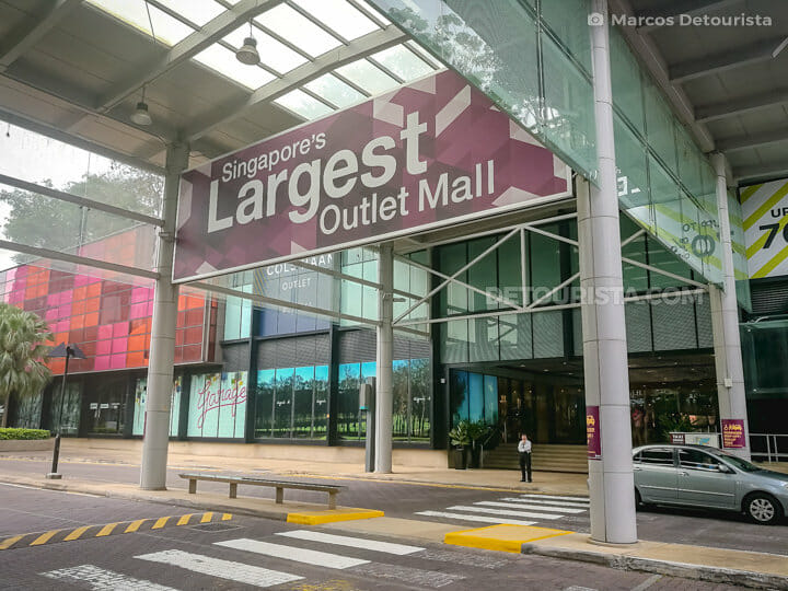 IMM outlet mall