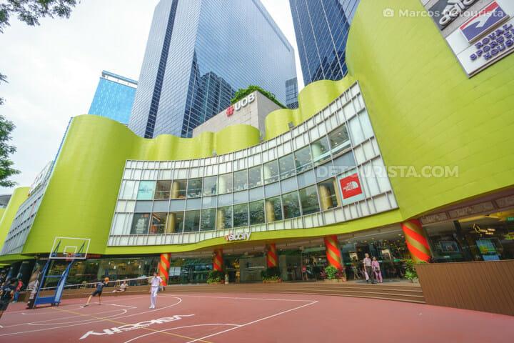 Velocity Mall, Singapore