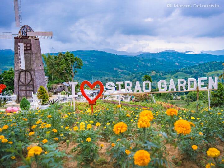 Sirao Flower Garden, Cebu City