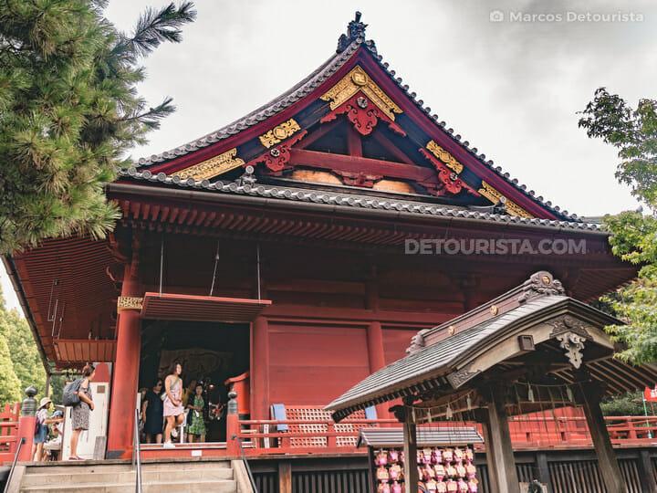Kiyomizu Kannon-Do, Ueno, Tokyo