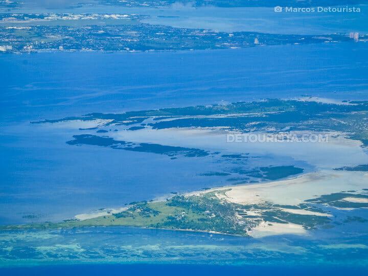 Panganan Island & Olango Reef Flat near Mactan, Cebu