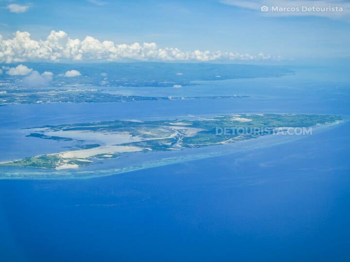 Olango & Panganan Islands near Mactan, Cebu