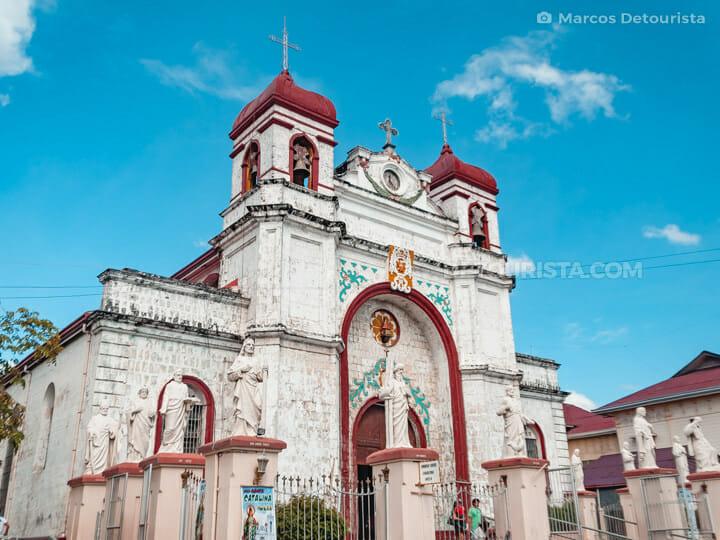 Carcar Church, Cebu