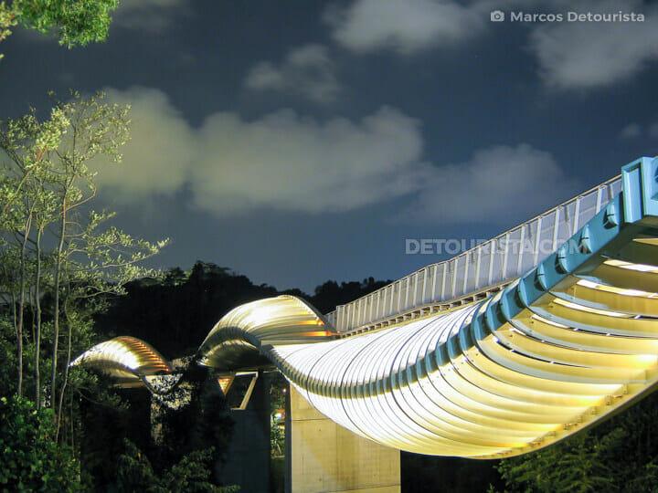 Henderson Wave Bridge, Singapore. Photo by <a href=