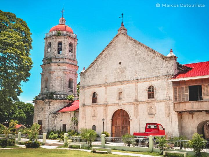 Dalaguete Church, Cebu