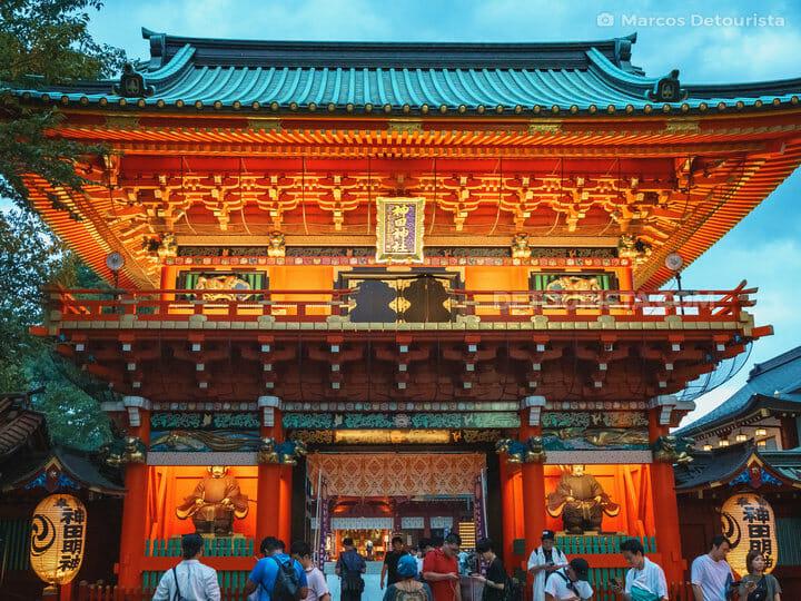 Kanda Myoujin Shrine, Tokyo