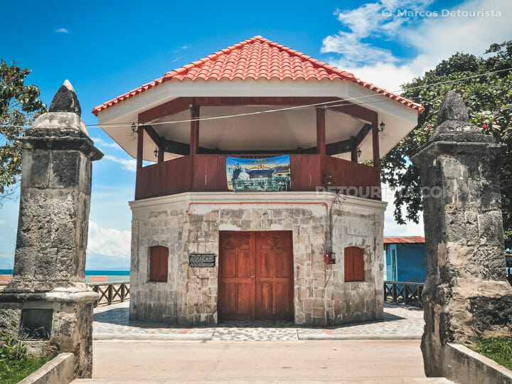 Poblacion Watchtower in Dalaguete, Cebu