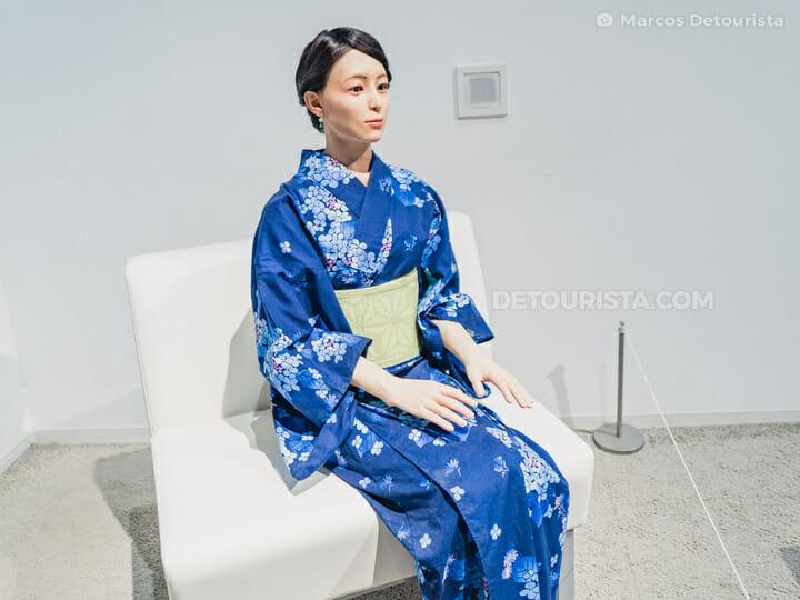 Miraikan Future Museum, Tokyo