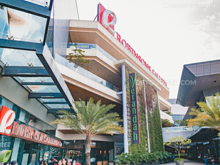 Robinsons Galleria, Cebu City