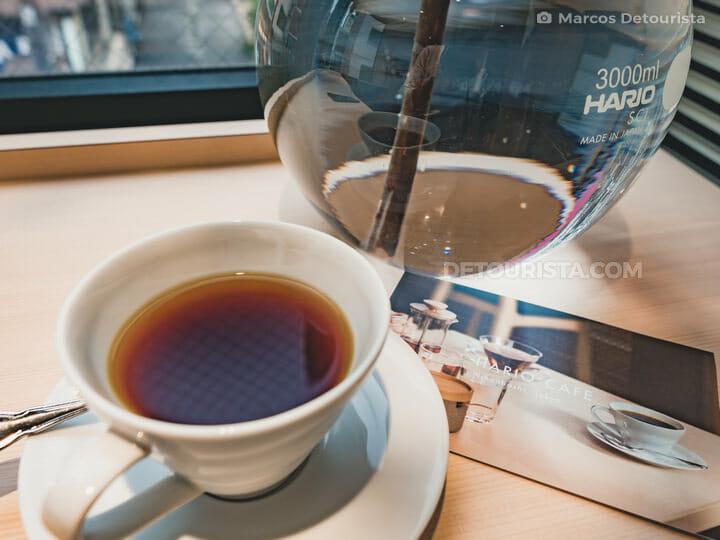 Hario Cafe, Tokyo