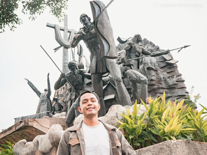 Heritage of Cebu Monument, Cebu City