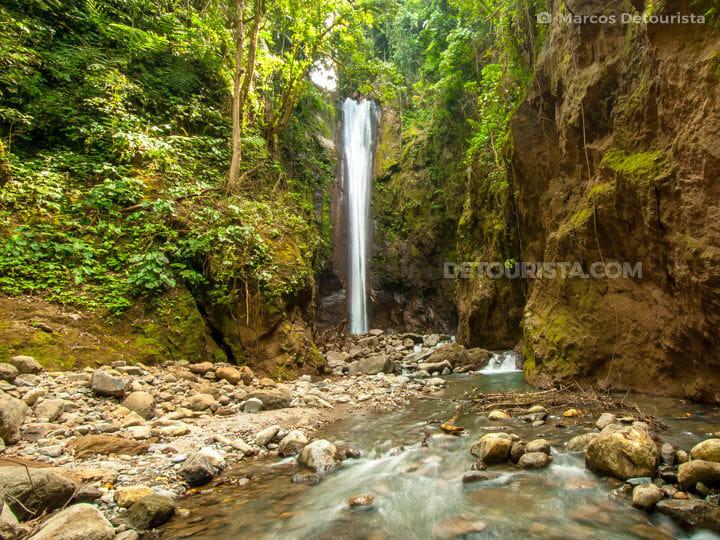 Casaroro Falls, Negros Oriental