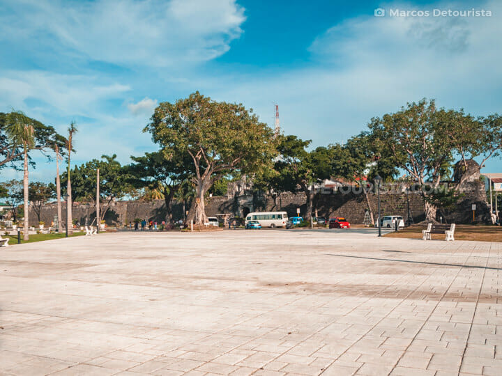 Plaza Independencia, Cebu City