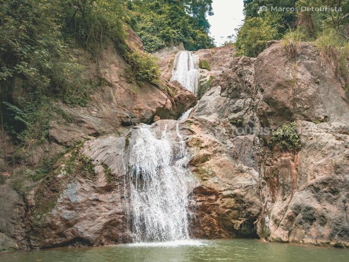 Budlaan Falls, Cebu City