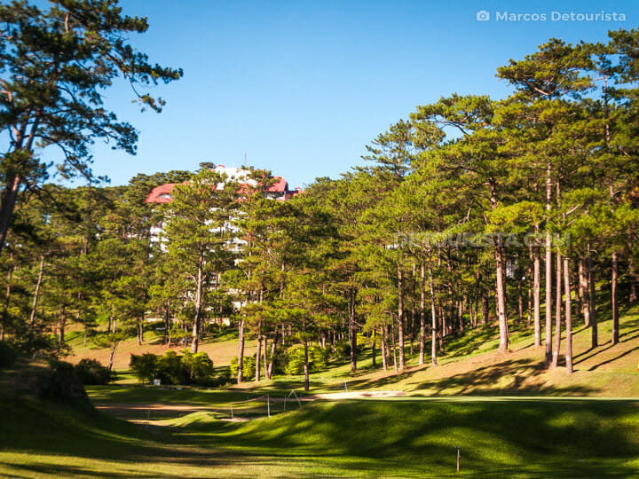 Camp John Hay Golf Course, Baguio