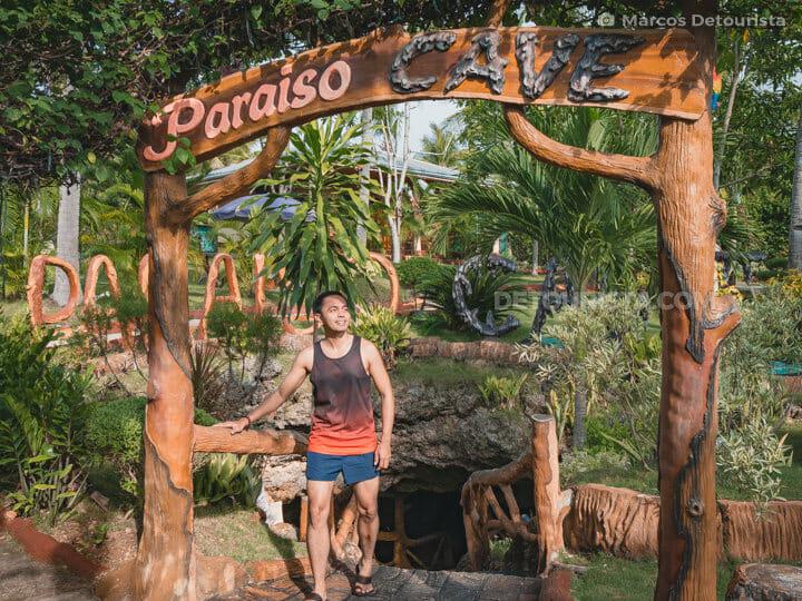 Paraiso Cave, Camotes Islands, Cebu