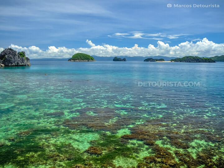 Caramoan Islands, Camarines Sur