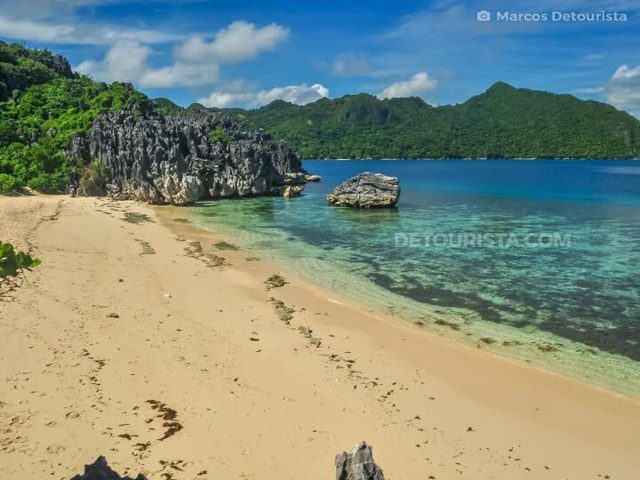 Lahos Island, Camarines Sur