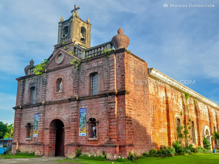 Caramoan Church, Camarines Sur