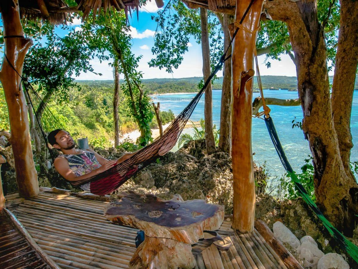 Marcos at Nature's Eye Beach Resort