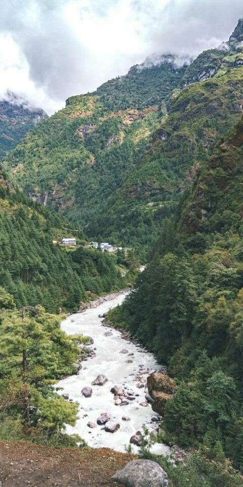 Flight to Lukla & Trek to Namche - EBC Trek Part 1