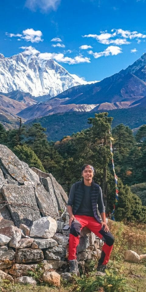Ama Dablam view, Dingboche & Tengboche - EBC Trek Part 3