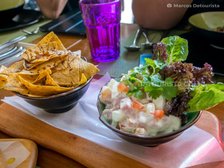 Modern Asia restaurant