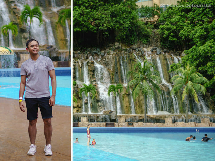 Marcos at Sunway Lagoon Theme Park