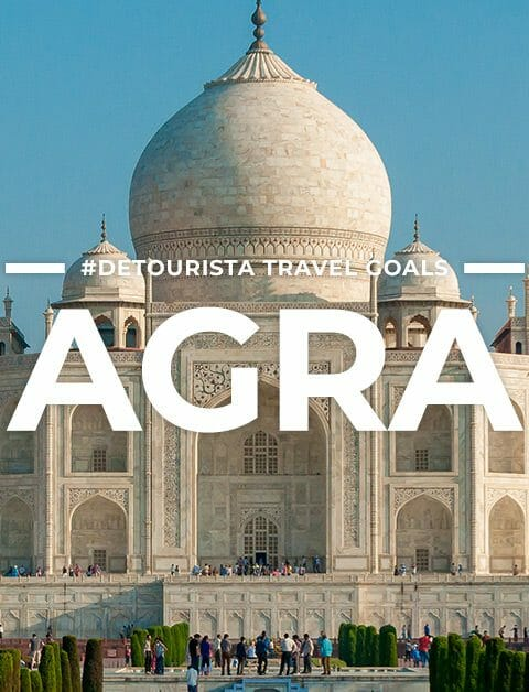 7 Places to Visit in Agra + Things To Do