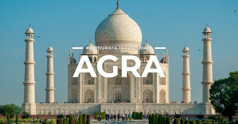 7 Places To Visit in Agra