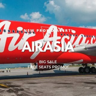 AirAsia BIG SALE Coming Up This Sunday! Free Seats Up For Grabs For 2019 to 2020 Travel