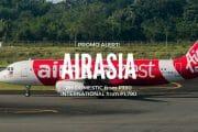 AirAsia P390 ALL-IN Promo on PH Domestic & Int'l Flights