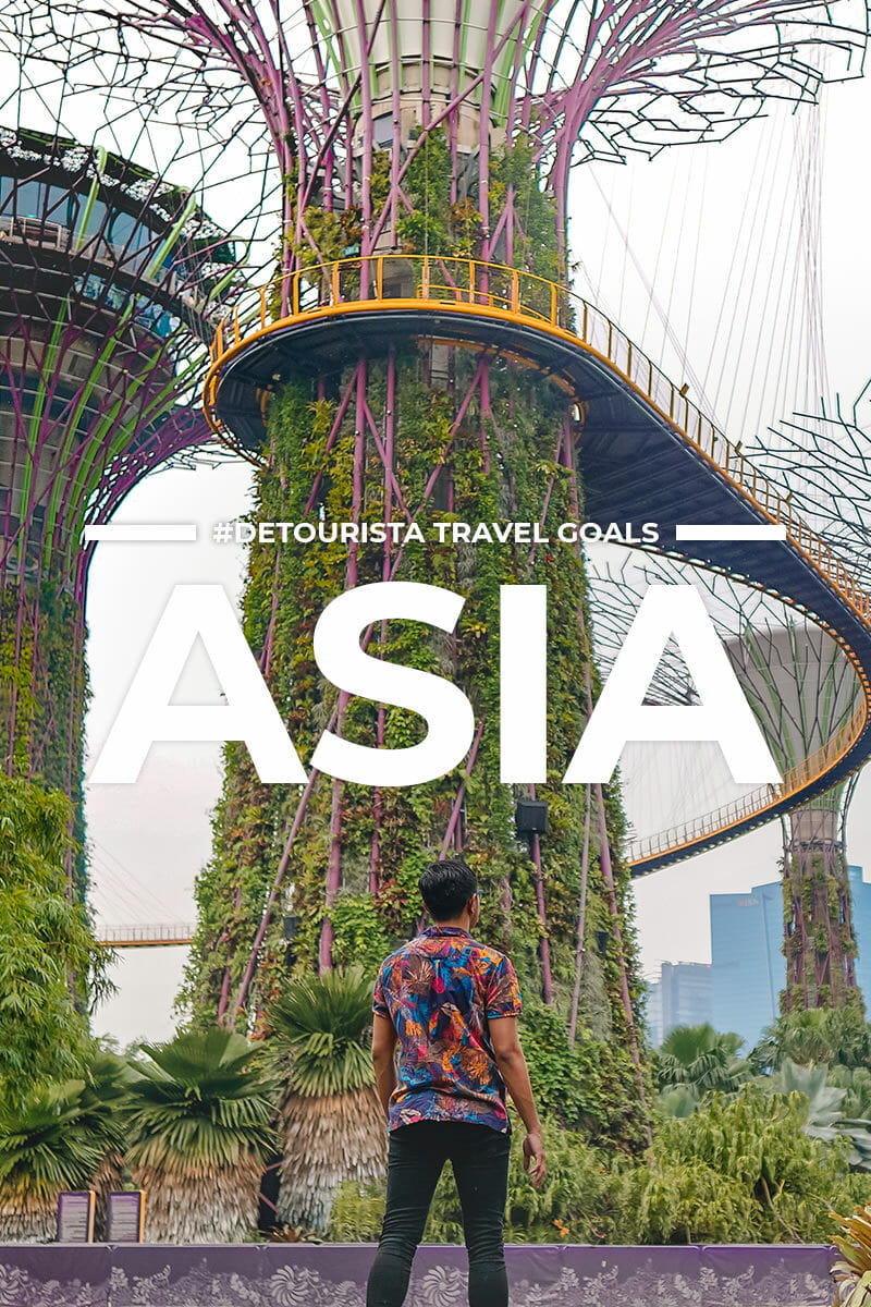 16 Beautiful Countries in Asia & Territories to Visit