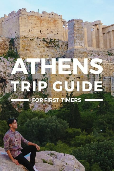 Athens Trip + Itinerary Guide for First-Timers