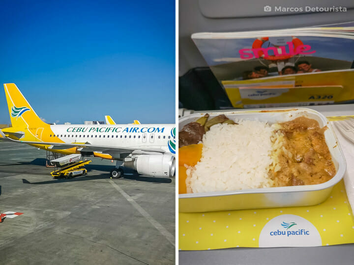 Cebu Pacific operates the widest flight network in the Philippines