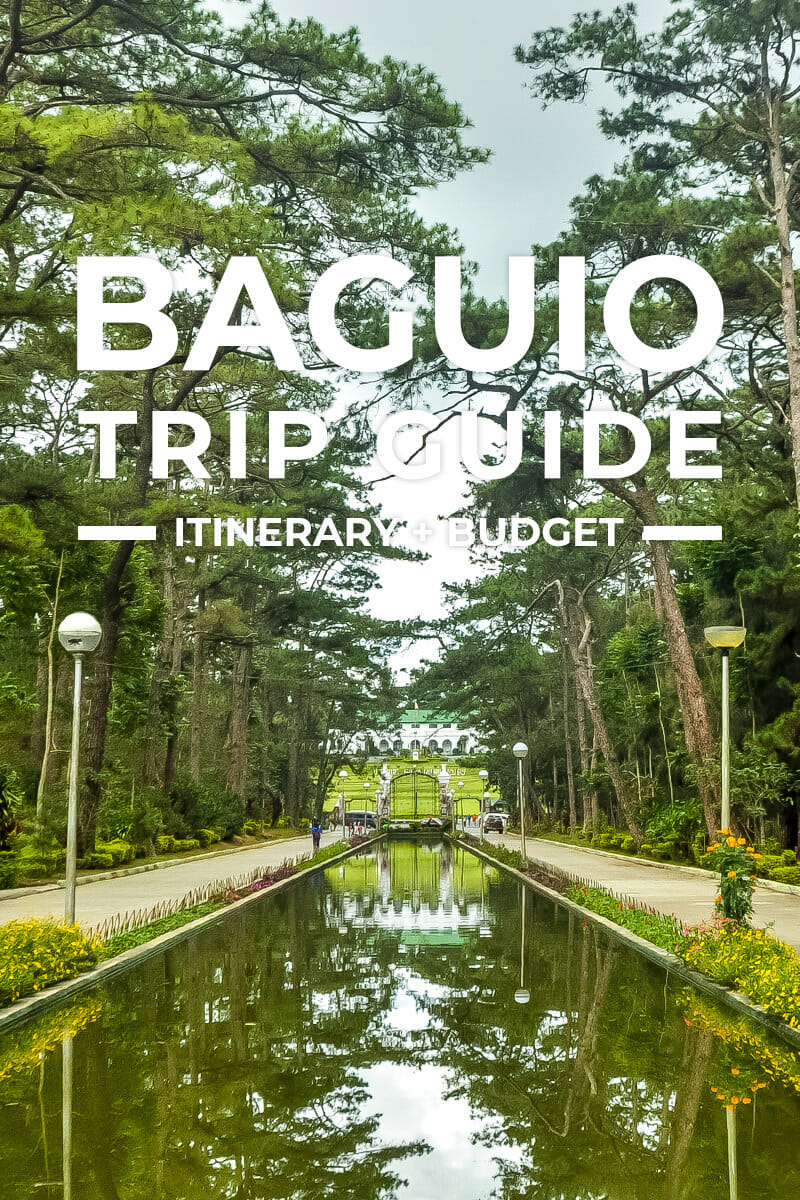 14 Places to Visit in Baguio and Benguet + Things To Do