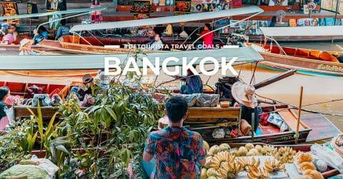 12 Places To Visit in Bangkok