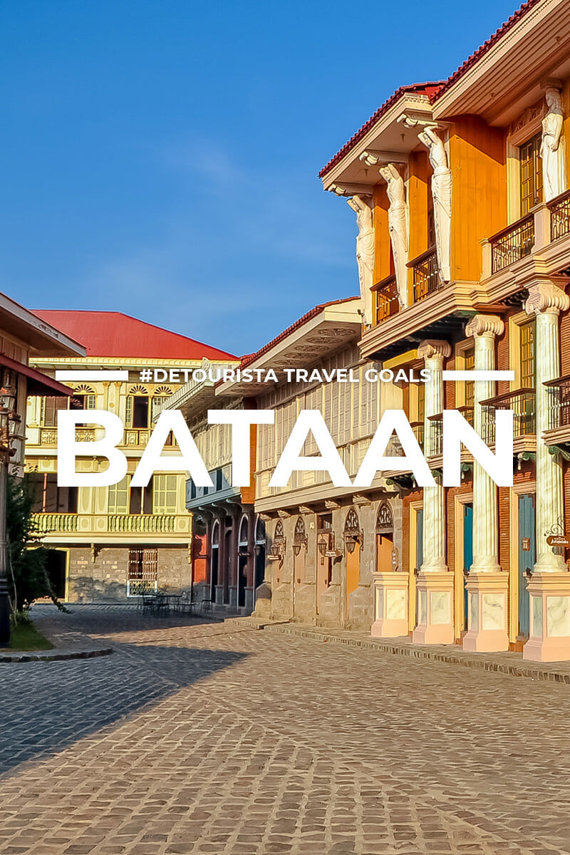 7 Places to Visit in Bataan + Things To Do