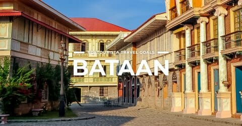 7 Places To Visit in Bataan