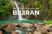 11 Places To Visit in Biliran