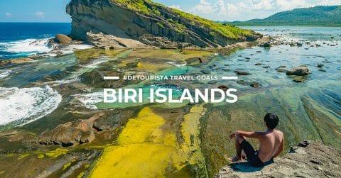 10 Places To Visit in Biri Islands & Samar