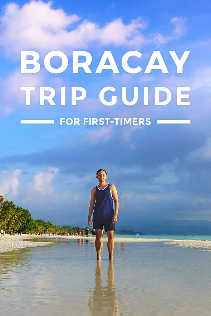 2019 Boracay ITINERARY + Travel Guide BLOG + BUDGET