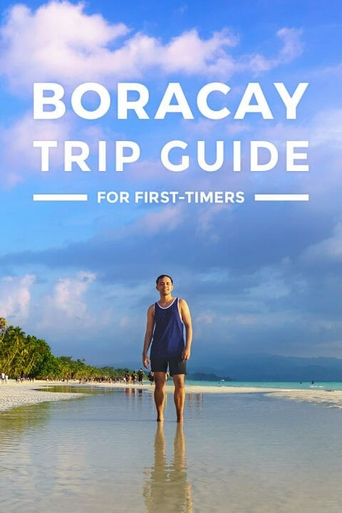 Boracay Trip + Itinerary Guide for First-Timers