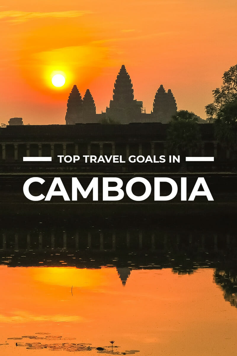 13 Places to Visit in Cambodia + Things To Do for First-Timers