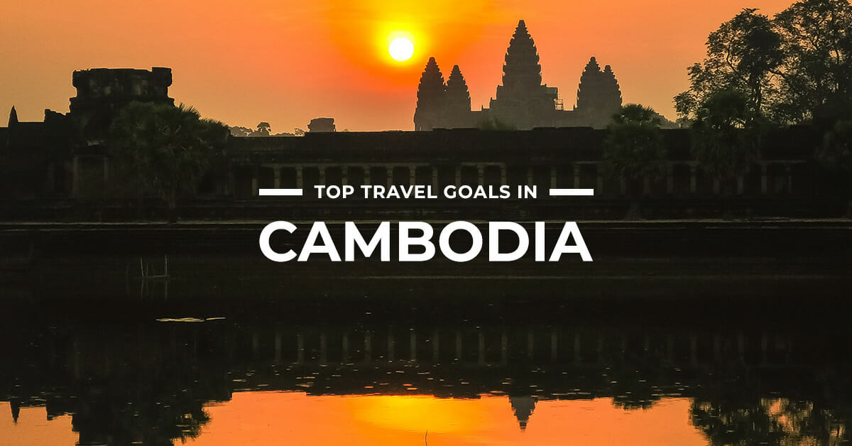 17 Places To Visit in Cambodia